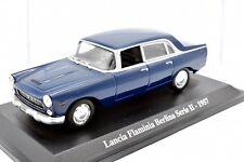 Modelo Coche Lancia Flaminia Escala 1:43 Diecast Car Model Colección de Coche
