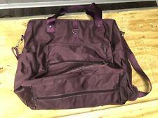 Athleta Messenger Bag Purple