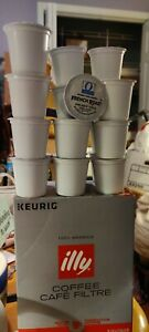41ct. Coffee Single Serve Cups For Keurig K cup Organic French Roast