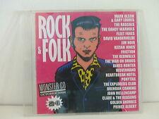 CD Sampler Rock & Folk 24 RASCALS DANDY WARHOLS MELLENCAMP KEZIAH JONES JIM NOIR