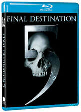 Final Destination 5 (Blu-ray Disc, 2011, 1-Disc) FIVE READ DETAIL SHIP NEXT DAY