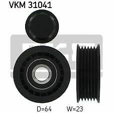 SKF Deflection Pulley VKM 31041 fits Mercedes-Benz M-Class ML 270 CDI (W163),...