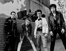 The Clash - 8x10 B&W Photo