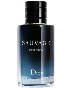 Dior Sauvage Eau De Parfum Spray 3.4-oz 100ML -New-