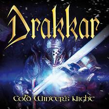 "DRAKKAR ""Cold Winter's Night"" digiMCD - Power Metal (SEALED)"