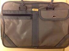 Oleg Cassini Vintage Airways Travel Bag Business Briefcase Office Tote Korea