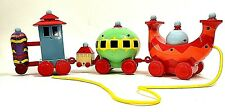 🌟 In Night Garden Ninky Nonk completa the Train Set Ideal Regalo De Navidad
