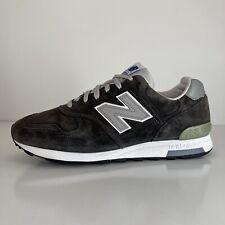 NEW BALANCE 1400 Sneakers Men's 11 (M1400NV) Grey/White USA MADE