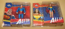 DC Direct Collectibles Elseworlds All Star Superman Super Lois Series 1 MISP