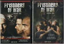 Prisoners of War: Seasons one & two COMPLETE SERIES homeland prelude BRAND NEW