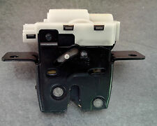 Mecanisme serrure arriere de coffre hayon Renault Megane 2 II ref 8200076240