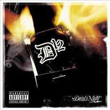 D12 : Devil's Night Rap/Hip Hop 1 Disc Cd