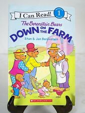 I Can Read! Beginning Reading The Berenstain Bears Down on the Farm Scholastic