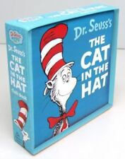 Cat in the Hat Cloth Book by Dr. Seuss c2015, NEW Fabric, Boxed