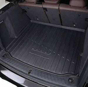 Cargo Rubber Mat Boot Trunk Liner Luggage Heavy Duty for BMW X3 G01 2017-2021