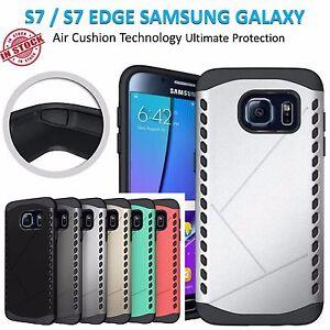 Samsung S7 Case S7 Edge Cover Hard Armor Shockproof Tradesman Tough Galaxy
