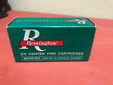 Remington 38 Special Empty Cardboard Box Mint Condition