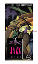 PLAYBOY JAZZ FESTIVAL Four Decades 1953 - 1993 RARE BOOKLET photos