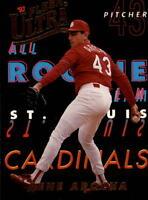 1993 Ultra All-Rookies Baseball Card Pick