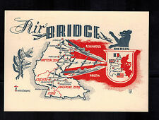 1949 Freiburg Germany one Year Air Bridge Airlift Postcard Cover Baden