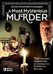 A Most Mysterious Murder Set  ** DVD SET ** OOP ** JULIAN FELLOWES