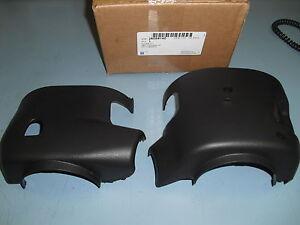 Silverado Sierra Tahoe Yukon Steering column Cover Kit shroud 26089140 Genuine G