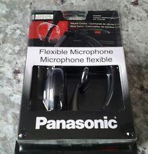 Panasonic KX-TCA430 Comfort-Fit Foldable Headset 2.5mm Flexible Microphone