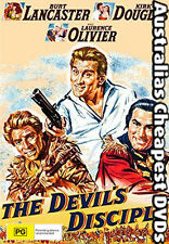 The Devil's Disciple  DVD NEW, FREE POSTAGE WITHIN AUSTRALIA REGION ALL