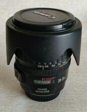 Canon EF IS USM 28 - 135 mm f/3.5 - 5.6 lens