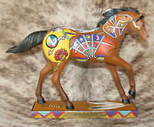 TRAIL OF PAINTED PONIES Spirit Bear Pony Low 1E/0191~Strength, Courage, Power~