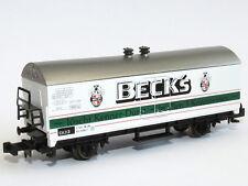 Sowa-N 1205 - Kühlwagen, Bierwagen DB BECKS - Spur N - NEU