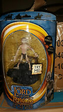 LORD OF THE RINGS RETURN OF THE KING SMEAGOL ELECTRONIC SOUND TALKING FIGURE