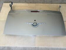 TRUNK LID/TAILGATE PT CRUISER CONVERTIBLE , 2005-??