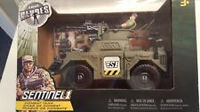 Daimler Ferret Military Armored Combat Tank Vehicle True Heroes Toy GI Joe?