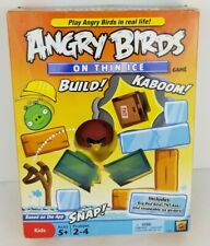 Mattel Boardgame Angry Birds on Thin Ice Box Perfect Easter Gift Fun For Kids