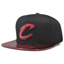 check out 36f13 9a0f3 Cleveland Cavaliers TEAM STANDARD RADIATION Snapback Mitchell   Ness Hat-  Black