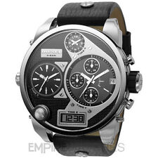Diesel Stainless Steel Case Quartz (Battery) Adult Watches
