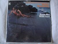 WALTER WANDERLEY FROM RIO WITH LOVE VINYL LP THE SWINGING SOUNDS OF THE SIXTIES