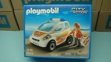 Playmobil Emergency Vehicle 5543 series rescue for collectors Geobra toy NEW