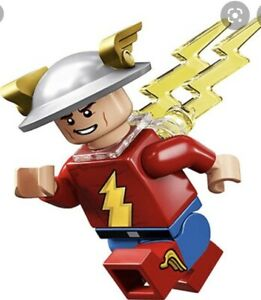 DC Comics Superheroes Minifigures (THE FLASH) Lego 71026 Brand New