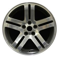 "18"" Dodge Charger Magnum RWD 2005 2006 2007 Factory OEM Rim Wheel 2248 Black"