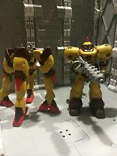 Bandai G Gundam Dark Army ( Devil Army) Action Figure MSIA Lot Of Guns