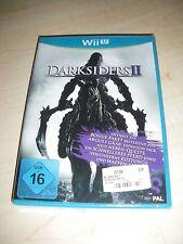 WII-U Spiel Darksiders II