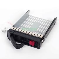 "For HP 3.5"" 373211-002 SATA SAS Tray Caddy DL320 DL380 DL360 G5 G6 G7 US-Seller"
