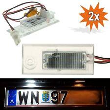 LED SMD Kennzeichenbeleuchtung Kennzeichenleuchte Audi A6 4B/C5 Limo C54