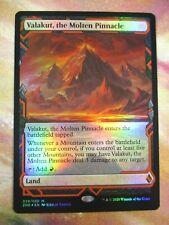 Valakut the Molten Pinnacle FOIL New MTG ZNE Zendikar Rising Expeditions #29