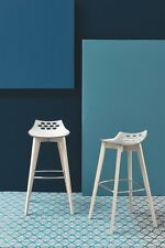 Calligaris Connubia Bar Stool Jam 1487 Barchair solid wood Frame