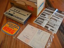 KORG KMS-30 - Midi Din Sync Tape - WITH COLLECTABLES
