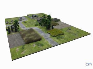Tabletop / Terrain / Gelände / Komplettset 1,80 m X 1,20 m