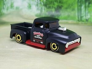 Hot Wheels '56 Ford Pickup Custom Diecast Model - Excellent Condition